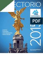 2015 Directorio Coparmex