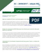 Notícias Da UFSC - 20-06