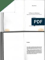 BROOK, Peter - O Ponto de Mudança - Intuição Amorfa e Visão Estereoscópica