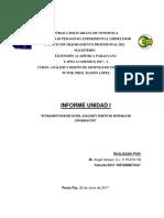 Informe Diseño de Un s.i. (Unidad 1) Listo