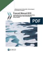 Manual Frascati 2015