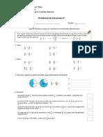 Clase 15, Problemas Fracciones