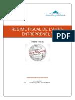 Regime Fiscal Auto Entrepreneur