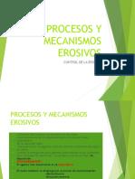 CLASE II Procesos y Mecanismos Erosivos