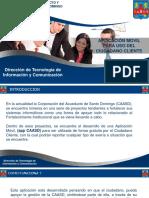 Presentacion APPCAASD