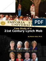 ESU - Case Study of a 21st Century Lynch Mob (Excerpts)