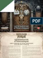 Heroes Forge Generateur Dhistorique v1