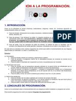 Introducción a La Programación.