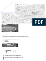 Estadio Azul - Google Maps