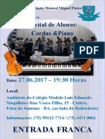 Convite Recital