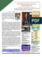 MBA Newsletter 62917