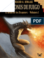 Dragones de Fuego - Richard a. Knaak