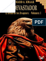 El Devastador - Richard a. Knaak