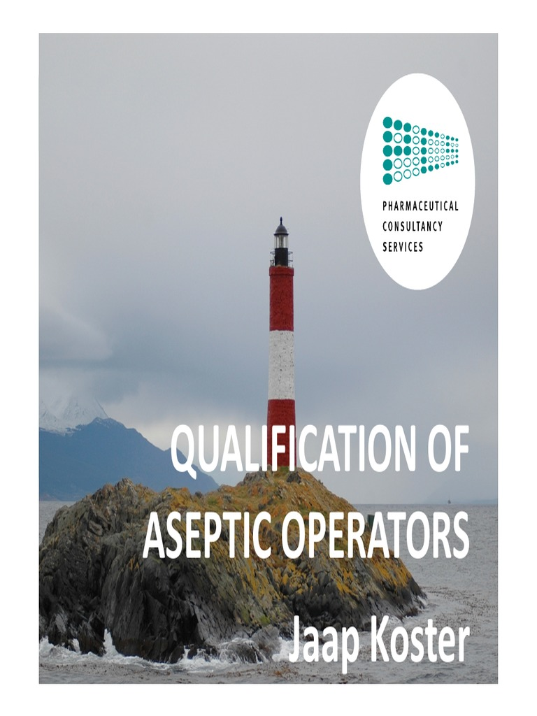 Aseptic Personnel Qualification   Hygiene   Health Sciences