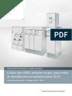 Catálogo Celdas 8DJH - 2014 - 8DJH24