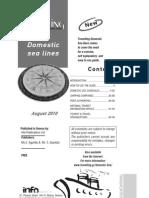 Greek Island Ferries Sea Schedules August 10
