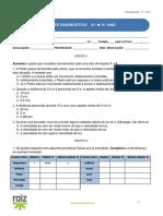 Fisiq9 Teste Diagostico