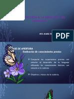 1 Introducción a La Didactica Del Lenguaje