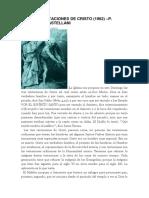 Castellani - Ayuno y Tentaciones de Cristo