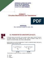 Unidad 2 Circuitos Electrc3b3nicos Con Transistores