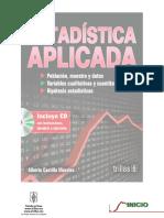 Interactivo Estadística aplicada