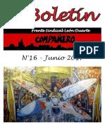 Boletin Junio 2017
