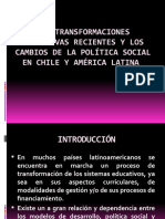 Las Transformaciones Educativas