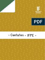Contatos Telefonicos Ifpe 23ago 1