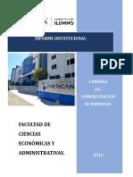Informacion Institucional ADMINISTRACIÓN 2
