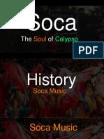 Caribbean Music - Soca