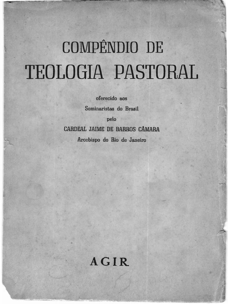 7ccb76fbc Compendio de Teologia Pastoral