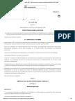 [LEY_0518_1999] Vigencia Expresa y Control de Constitucionalidad