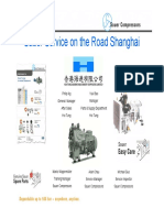 Presentation Service on the Road Shanghai 2016