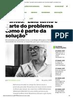 Boaventura de Sousa Santos_ _Lula Tanto é Parte Do Problema Como é Parte Da Solução_ _ Jornalistas Livres