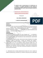 Modelo de Poder-Jub Legal y Opción Retiro 95.5