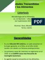 Listeriosis