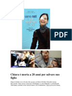 Increible Historia de Chiara Corbello-Foto-Storia