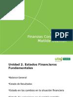 Unidad 2 Estados Financieros Fundamentales