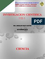 Investigacion Cientifica - Ud2