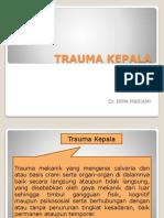 Trauma Kepala Dan Medula Spinalis