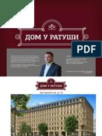 Булякбаев Руслан ЖК Дом у Ратуши Презентация