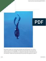 2-El reflejo de inmersión mamífero
