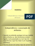 Independencia Atributos