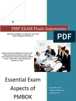 Pmp Exam Summaries 2013