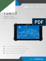 T2 T3 Brochure