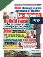 LE BUTEUR PDF du 03/08/2010