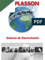 PRESENTACIÓN PLASSON ELECTROFUSIÓN