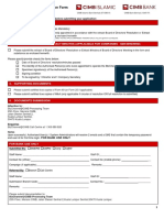 BizChannel Application Form