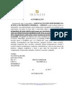 AUTORIZAÇÃO IBANEIS - ASSEJUS - DIA DO EVANGELICO (1)