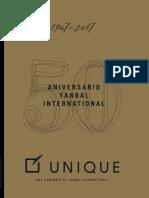 c7 Catalogo Unique 2017-Aniversario